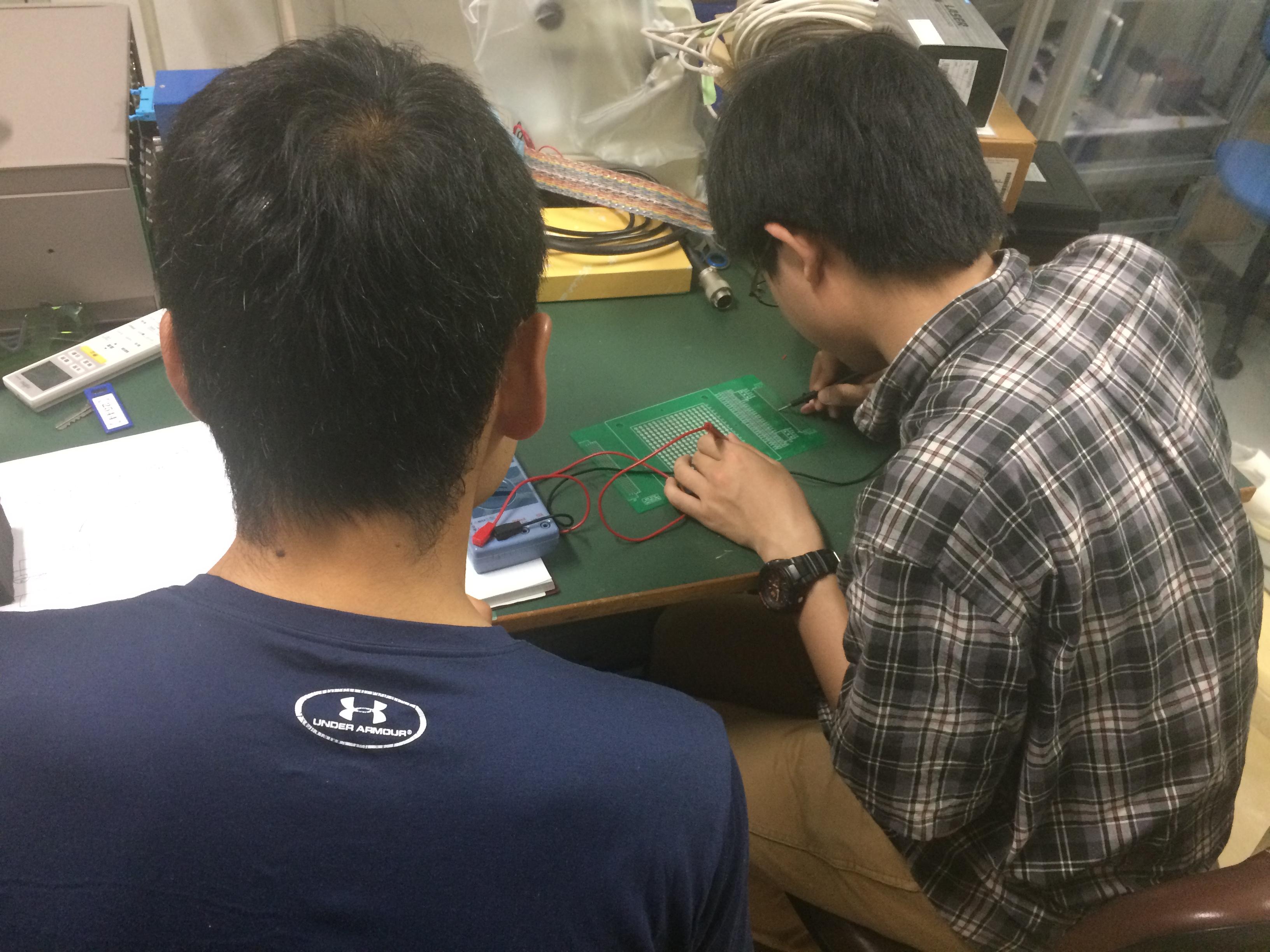 シリコン半導体の特性研究